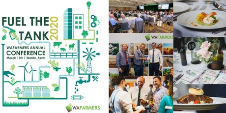 WAFarmers Annual Conference 'Fuel the Tank 2020' tickets