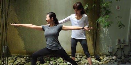Novena: Therapeutic Yoga (10 sessions) - Feb 1 - Apr 4 (Sat) tickets