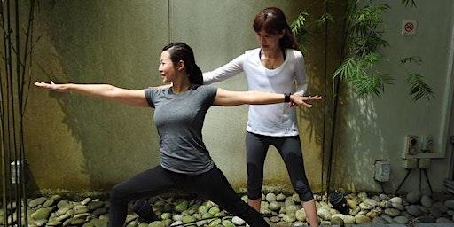 Therapeutic Yoga (10 sessions) - Feb 1 - Apr 4 (Sat)