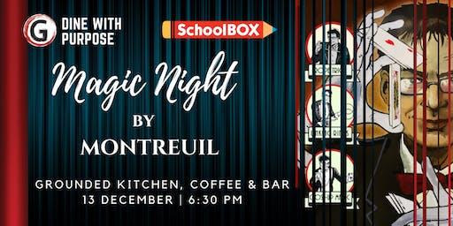 SchoolBOX Magic Night