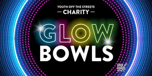 Youth Off The Streets Charity Glow Bowls