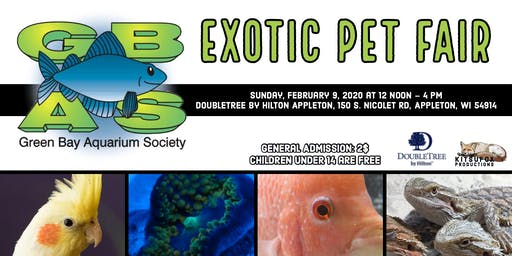 GBAS Winter Exotic Pet Fair