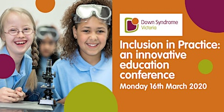 Inclusion In Practice: an education conference tickets