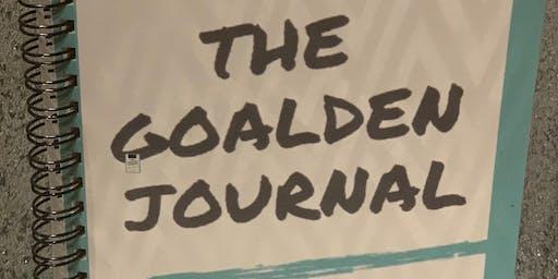Goalden Journal Release