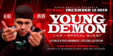Young Demon + Special Guest Live in Wilmington tickets