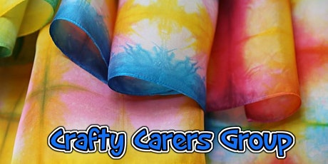 February Carers Crafty Group: Pot Decorating tickets