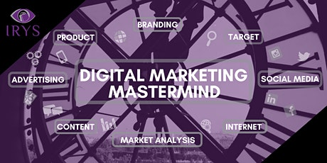 Digital Marketing Mastermind tickets