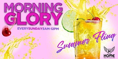 Morning Glory: Summer Fling  tickets