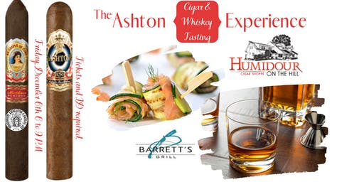 The Ashton Taste of Excellence Experience