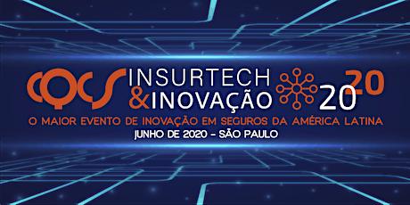CQCS INSURTECH & INOVAÇÃO- 17 y 18 de junio de 2020. tickets