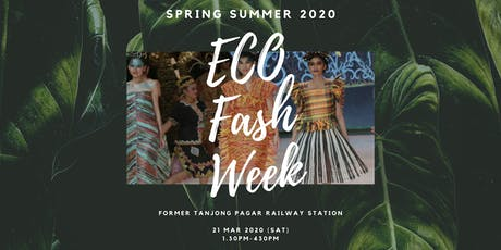 ECO Fash  Week tickets