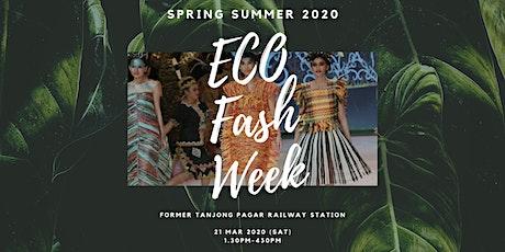 ECO Fash  Week tickets