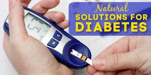 Diabetes Seminar: A 2020 Approach to Health