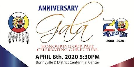 TCETSA 20 Year Anniversary Gala Celebration tickets