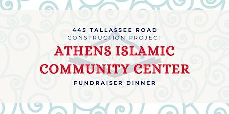 Tallassee Road Construction Fundraising Dinner tickets