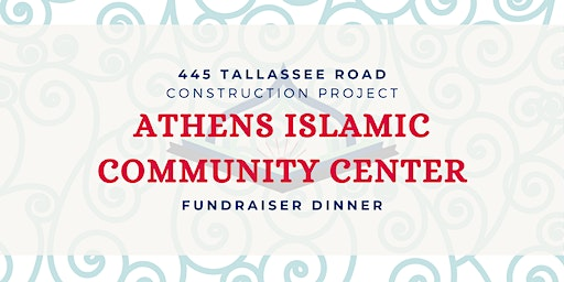 Tallassee Road Construction Fundraising Dinner