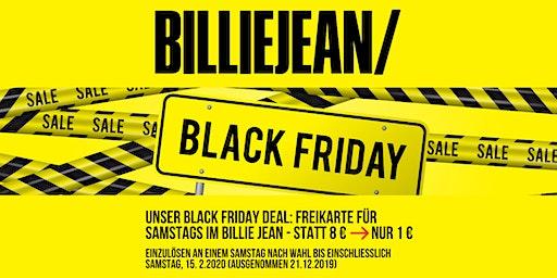 Billie Jean Black Friday Deal