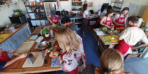 Peel 2 Meal - Cooking Workshop