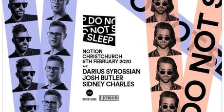 Do Not Sleep - Christchurch Day Party tickets