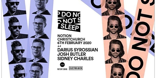 Do Not Sleep - Christchurch Day Party