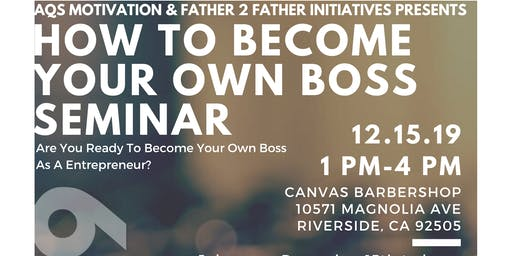 Are You Ready To Become Your Own Boss As A Entrepreneur?