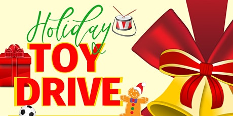 "MMoM ""Millionaire Moms on The Move"" Holiday Toy Drive tickets"