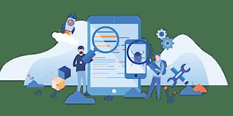 QAOps Automation para WebApps com Ruby ingressos