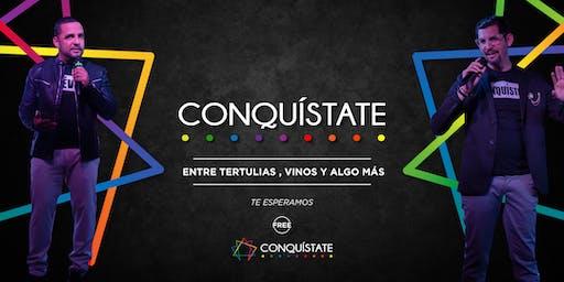 CONQUÍSTATE: Entre Tertulias vinos y algo más...