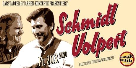 Schmidl / Volpert (Electronic Fusion & Worldmusic) - Darstädter Gitarren-Konzerte Tickets