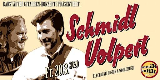 Schmidl / Volpert (Electronic Fusion & Worldmusic) - Darstädter Gitarren-Konzerte