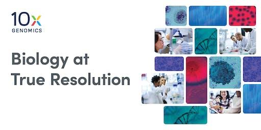 10x Genomics Technical Seminar - USC