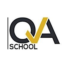 QA School logo