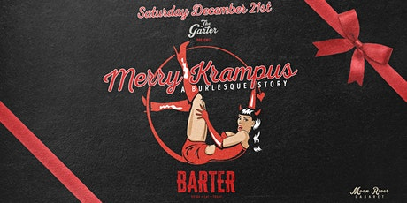 Merry Krampus (A Burlesque Story) by The Garter tickets