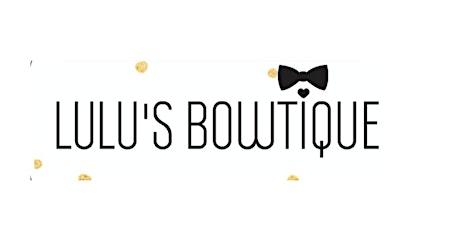 Bowtique Hair Clip Workshop tickets