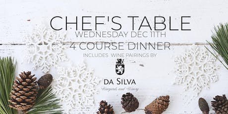 Chef's Table - Clayton Public House tickets