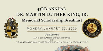 Annual Martin Luther King Breakfast