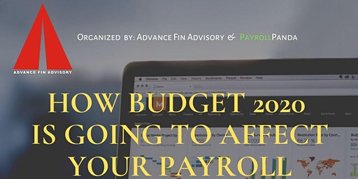 HOW BUDGET 2020 IS GOING TO AFFECT YOUR PAYROLL