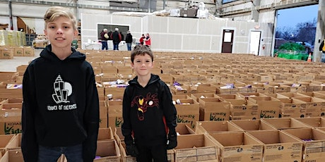 2019 Holiday Food Basket Project tickets