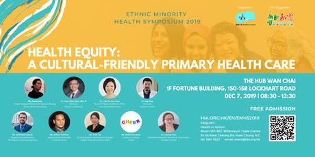 Ethnic Minority Health Symposium 2019 tickets