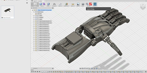 Fusion 360 Workshop | TOM Queensland 2019
