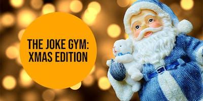 The Joke Gym open mic