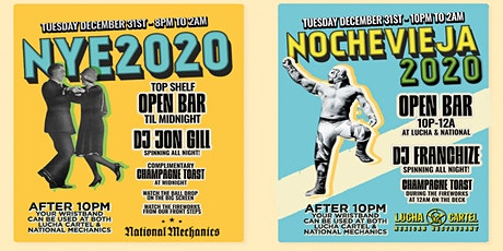 Old City NYE 2020 tickets
