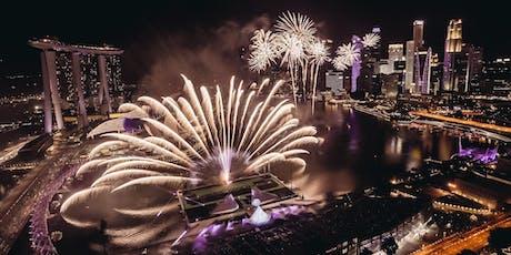 Marina Bay Singapore Countdown 2020 tickets