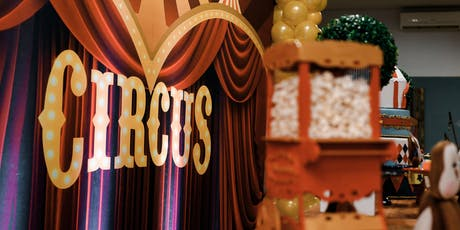 The Magic Circus tickets