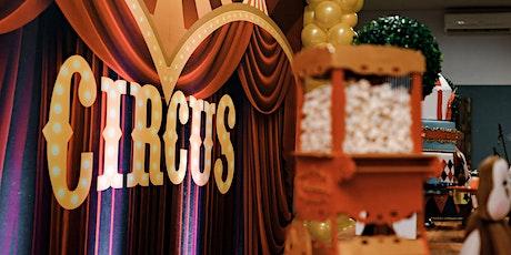 The Magic Circus tickets