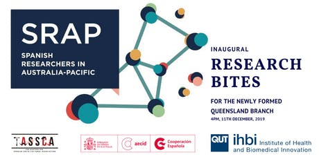 Research bites with SRAP : First QLD meeting and reception. tickets