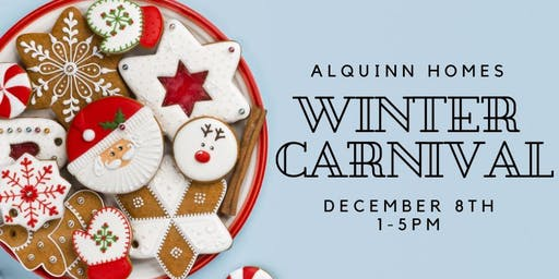 Alquinn Homes Winter Carnival