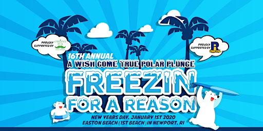 """A Wish Come True's 16th Annual Polar Plunge - """"Freezin for a Reason"""""""