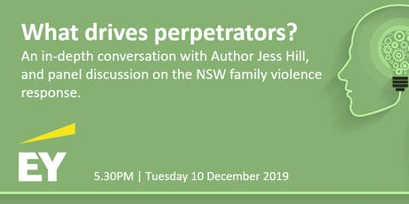 A discussion with author Jess Hill and leading family violence thinkers tickets