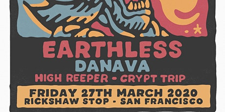 HEAVY PSYCH SOUNDS FEST 2020 - DAY ONE with EARTHLESS,  DANAVA, and more tickets